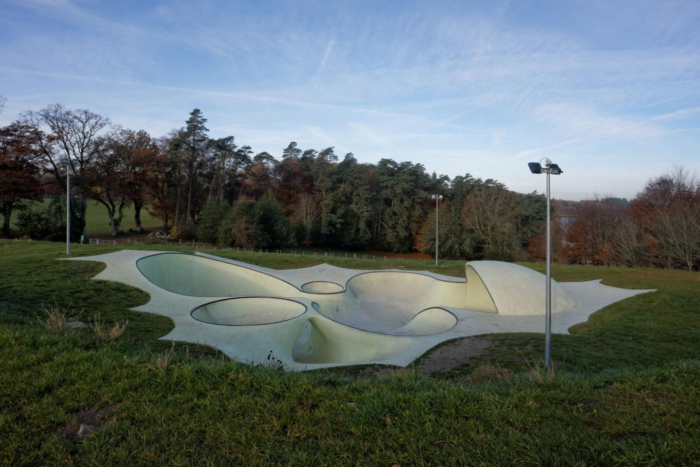 OTRO Skatepark by Koo Jeong-A